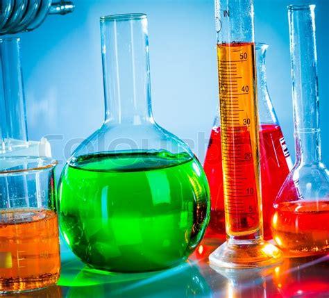 test tubes  colorful liquids stock photo colourbox