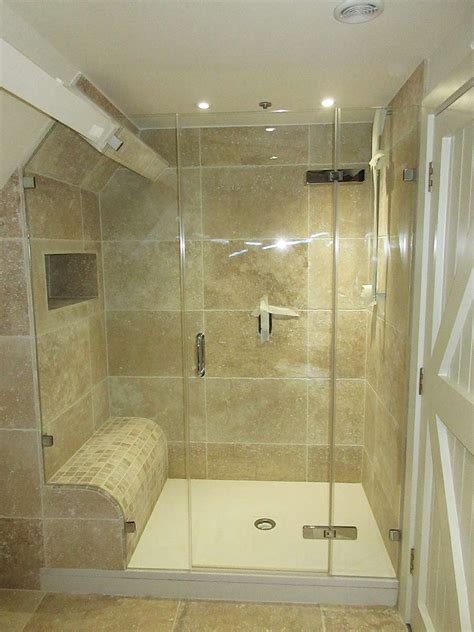 and in shower made to measure bespoke frameless shower ideas
