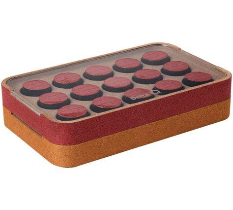 rangement capsules de chagne delta q bo 238 te de rangement qaixa 30 capsules delta caf 233 s