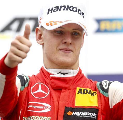 mick schumacher of michael schumacher to join driver academy