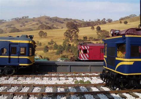 Backdrop Australia by Australian Model Railway Backdrops From Haskell Co
