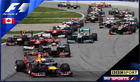 canadian grand prix bbc sky sports sport