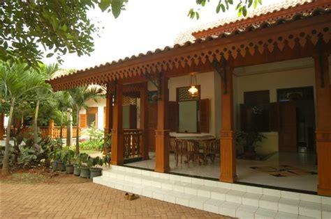contoh gambar rumah betawi minimalis rumah impian