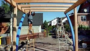 Wie Baue Ich Ein Gartenhaus : carport selber bauen tipps und tricks ~ Markanthonyermac.com Haus und Dekorationen