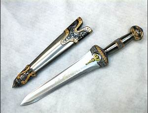 Armour & Weapons :: Greek Swords & Spears :: Spartan Dagger