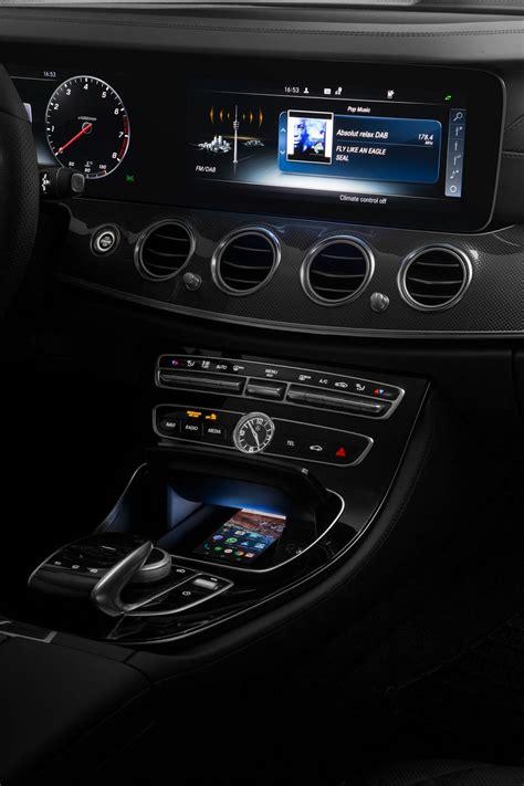 mercedes dashboard mercedes shows off new 2017 e class customizable dash at