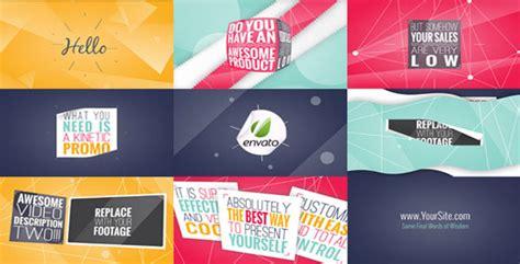 25 amazing after effects kinetic typography templates web graphic design bashooka