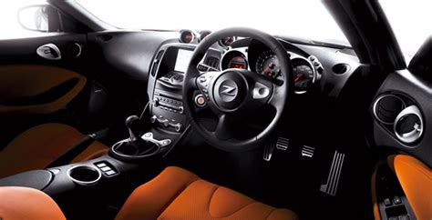 nissan fairlady 2016 interior 日産 ブランド プロダクト nissan fairlady z 370z coupe