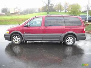 2004 Sport Red Metallic Pontiac Montana  48460645 Photo  6