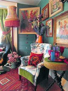 The, Latest, In, Bohemian, Style, Decorating, Trends, And, Ideas