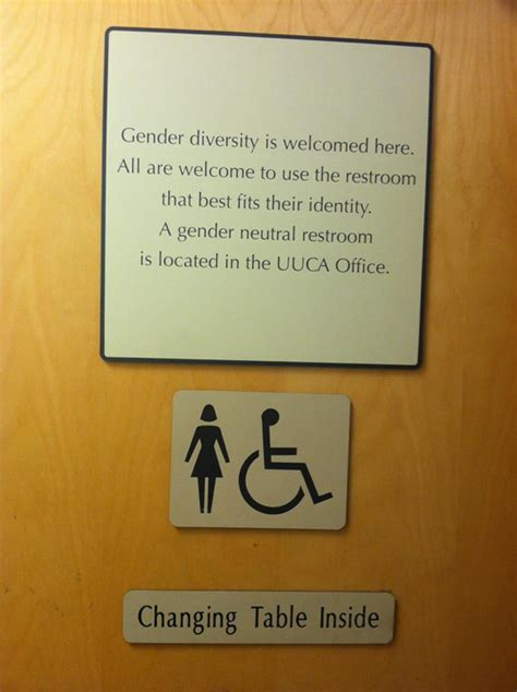 What Is A Gender Neutral Bathroom by Gender Neutral Bathrooms Uua Org