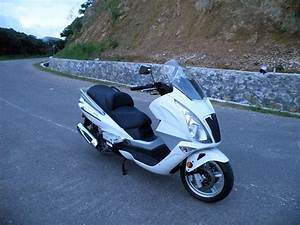 2010 Cfmoto Jetmax 250 Scooter