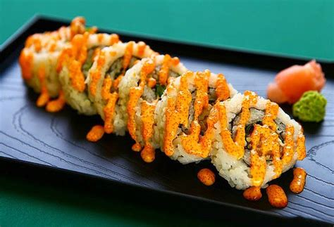 authentic asian recipes dynamite roll sushi recipe