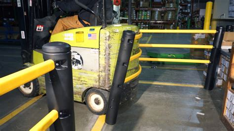 Forklift Warehouse Accident | McCue Corporation