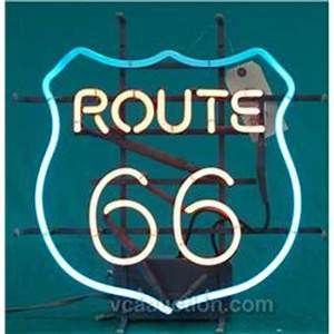 Route 66 Neon Sign 18
