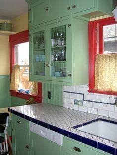 small kitchen cabinets for ronstadt 1920s home and green kitchen on 8034