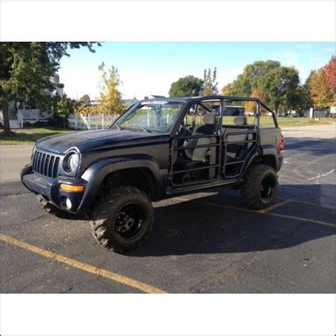 jeep wrangler buggy buy used 2002 jeep liberty rock crawler wrangler dune