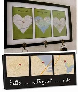 best gift idea first wedding anniversary gift to make 30 With diy wedding gift ideas