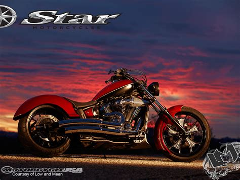 2011 Yamaha Star Cruiser Models Photos