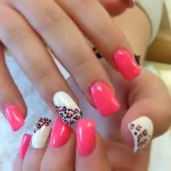 acrylic nail designs summer acrylic nail designs