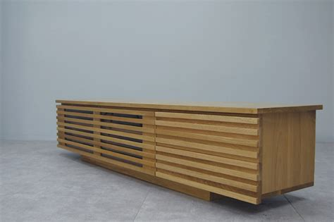 wood furniture singapore louvre edition wood tv console