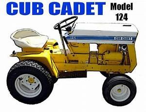 Cub Cadet 124 Tee Shirt