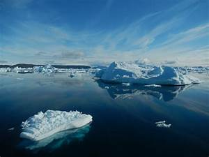 What's Causing Sea-Level Rise? Land Ice Vs. Sea Ice ...