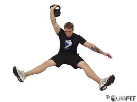 kettlebell press seated exercises exercise workout jefit shoulders database enlarge