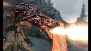 Skyrim - Ancient Dragon And Revered Dragon (LEGENDARY ...