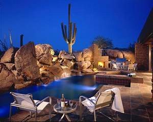 17, Absolutely, Stunning, Southwestern, Swimming, Pool, Designs