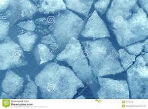 Broken Ice Stock Illustration  Illustration Of Frosted