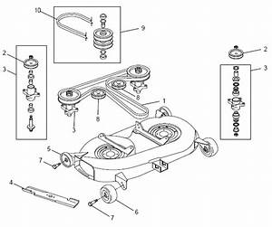 25 John Deere 42 Snowblower Parts Diagram