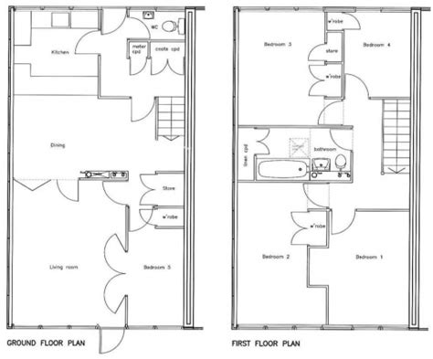 bedroom bungalow house plans  philippines arts