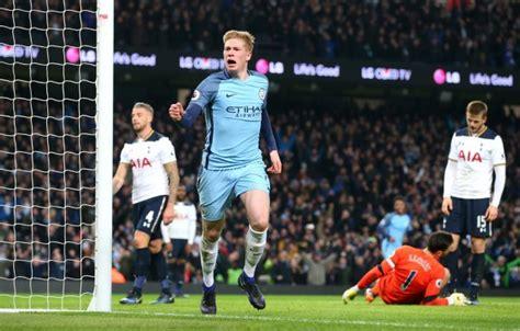 Manchester City 2-2 Tottenham: Heung-Min Son seals point ...