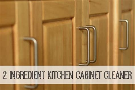 cleaning kitchen cabinets with vinegar and baking soda 2 ingredient cleaning tips and tricks happy go lucky