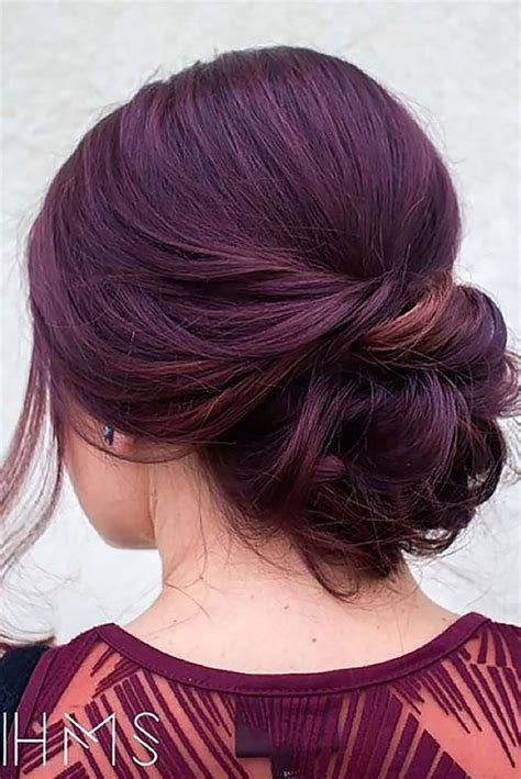 Bridesmaid Updo Hairstyles For Hair by Best 25 Junior Bridesmaid Hairstyles Ideas On