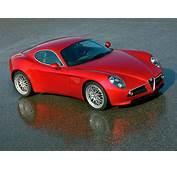 2007 Alfa Romeo 8C Competizione  Conceptcarzcom