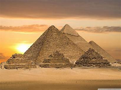 Pyramids Egyptian Egypt 4k Desktop Wallpapers Backgrounds