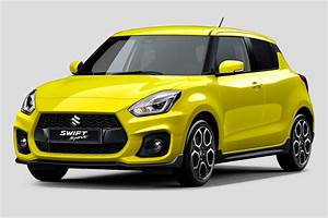 New 2017 Suzuki Swift Sport: fresh pictures of angry new ...