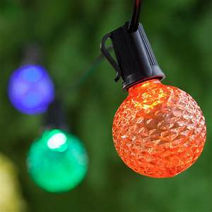 Wintergreen, Lighting, Opticore, Patio, String, Lights, Shatter, Resistant, Commercial, Grade, Outdoor