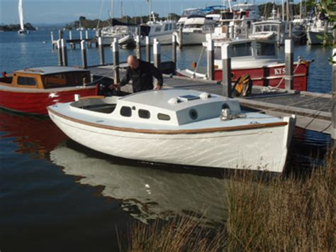 Fishing Boat Hire Paynesville by Frecheville Heaney Boatbuilders