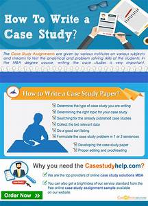 Guide To Writing A Case Study