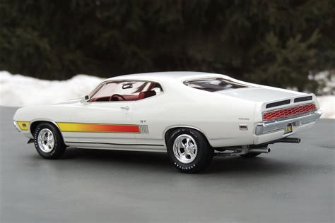 ford torino gt model monogram pro modeler