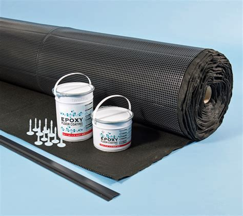 Foundation Waterproofing Kit