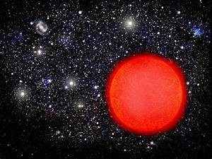 Super Red Giant Star In Space (page 3) - Pics about space