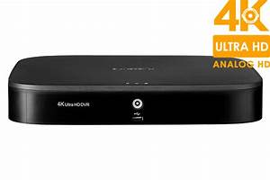 Lorex 4k Ultra Hd 16 Channel Security Dvr With Advanced