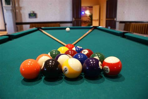 The Importance Of Good Pool Table Installation