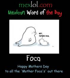 Mexican Word of Day Funny Memes