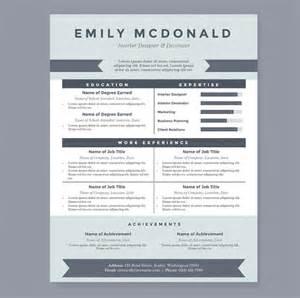unique resume template microsoft word sea blue resume template package resume templates on creative market