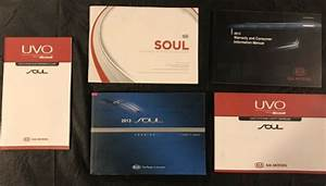 2013 Kia Soul Owners Manual Set   Exclamation    Plus